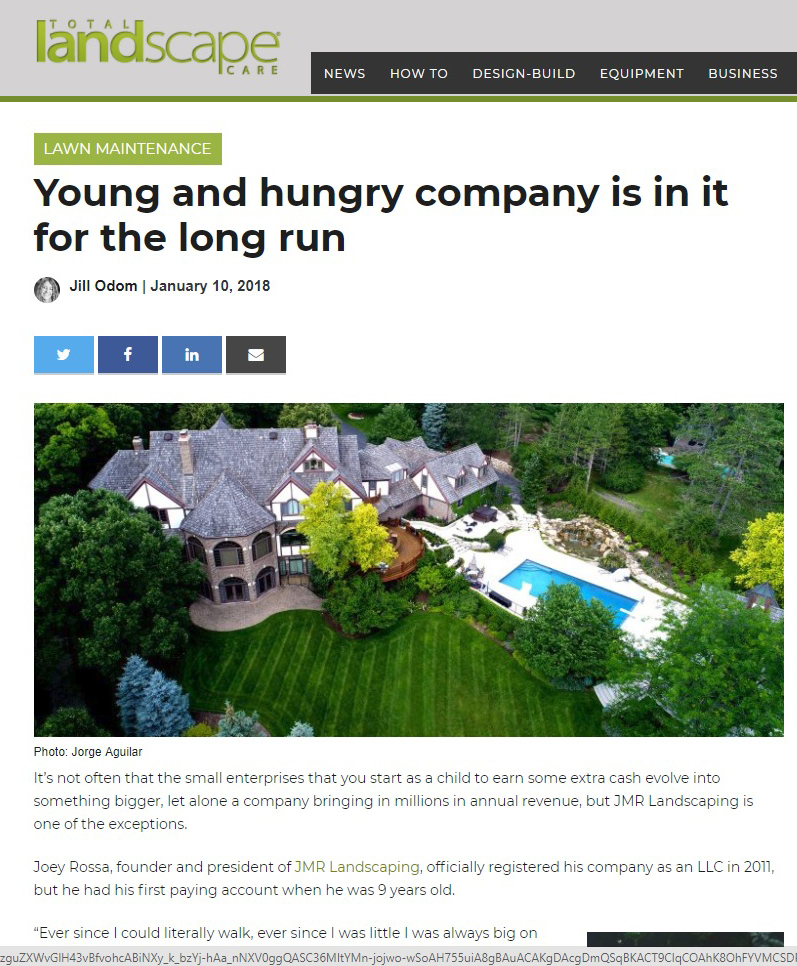 Young and hungry company is in it for the long run